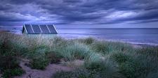 Bamburgh Beach Hut