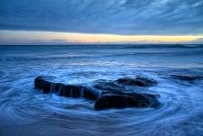 Bamburgh Rock 1