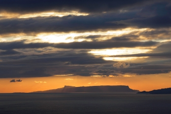 Eigg - Late Afternoon